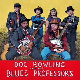Bild: Doc Bowling and his Blues Professors