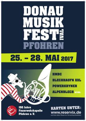 Bild: 1. Donaumusikfestival - Das erste Blasmusik-Festival an der jungen Donau