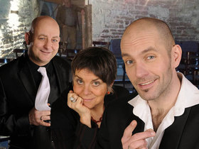 Bild: Kabarett mit dem Regensburger Statt-Theater -