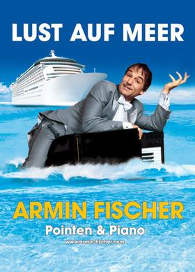 Bild: Musikkabarett mit Armin Fischer -