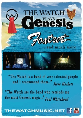 Bild: The Watch plays Genesis - The Foxtrot Album Live Show