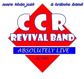 Bild: A Night with the Songs of CCR and John C Fogerty - CCR REVIVAL BAND Live
