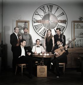 Bild: Monaco Swing Ensemble - Marais feat. Diknu Schneeberger