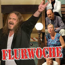 Bild: Flurwoche - Zoff im Treppenhaus - Mondpalast Herne