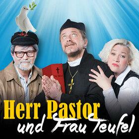 Bild: Herr Pastor und Frau Teufel