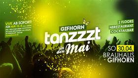 Bild: Brauhaus Gifhorn tanzzzt in den Mai - 2 Floors | Nachtrestaurant | Cocktailbar