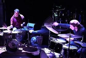 Bild: Jazztage: Fischer-Deul Schlagzeug-Duo | Günter Weiss Quartett - Doppelkonzert