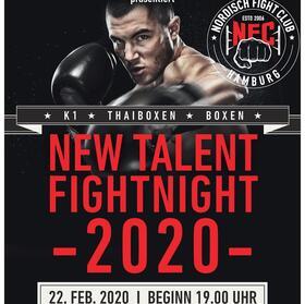 Bild: NFC - New Talent Fight Night - Boxen,K1,Thaiboxen,MMA