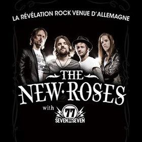 Bild: The New Roses + 77 - (Club Laiterie)