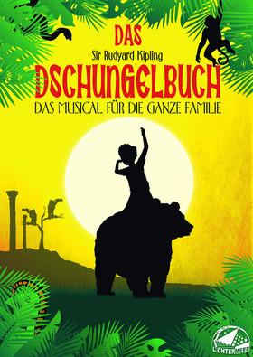Bild: Das Dschungelbuch, das Musical für die ganze Familie... - humorvoller Mix aus Musik,Tanz, Gesang und Schauspiel