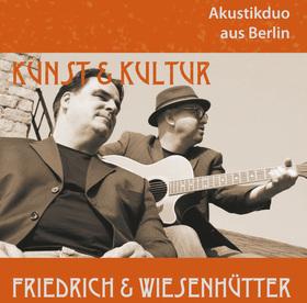 Bild: Friedrich & Wiesenhütter - Gitarren-Duo