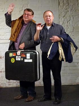 Bild: Aber jetzt ist Schluss - Zwei Kabarettisten packen ein