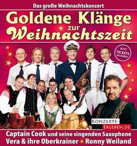 Bild: Die goldenen Klänge zur Weihnachtszeit 2017