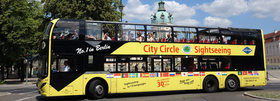 Bild: City Circle Tour Berlin YELLOW - Hop on/Hop off-Stadtrundfahrt