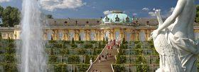 Bild: Ausflugstour nach Potsdam - Potsdam mit Besichtigung von Schloss Sanssouci
