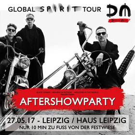 Bild: Depeche Mode - Aftershowparty Leipzig