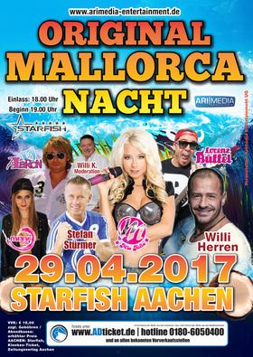 Bild: Original Mallorca Nacht - Mia Julia - Lorenz Büffel - Willi Herren - Stefan Stürmer - Minnie Rock u.v.m.