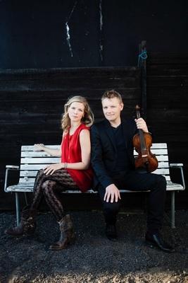 Bild: Helene Blum & Harald Haugaard Band - Dänischer Poesiefolk