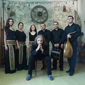 Bild: The Naghash Ensemble - Armenische Klänge zwischen Folk und Klassik