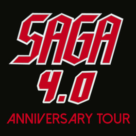 Bild: SAGA - 40th Anniversary Tour