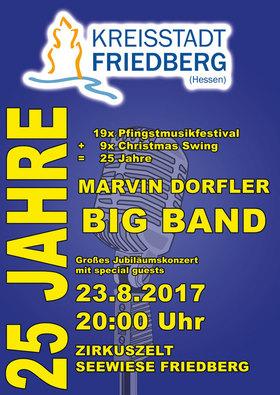 Bild: Marvin Dorfler Big Band - Jubiläumskonzert 25 Jahre
