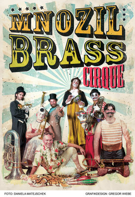 Bild: Mnozil Brass Band - Cirque