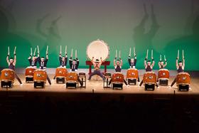 Image: Wadaiko Kokubu - Trommeln für den Frieden - Frühlingstrommelkonzert mit Shakuhachimeister Chiaki Toyama