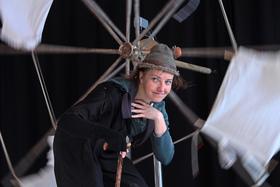 Bild: Rumpelstilzchen oder Fräulein Müller spinnt - Theater Kunstdünger - Nach den Brüdern Grimm ab 5