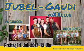 Bild: Jubel-Gaudi - 750 Jahre Stadt Blaubeuren