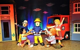 Bild: Feuerwehrmann Sam rettet den Zirkus - Deutschsprachige Erstaufführung