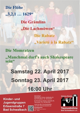 Bild: Kindergruppen Theater - Kinder- und Jugendtheater