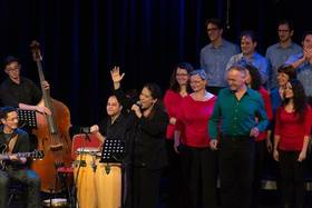 Bild: Tag der Choro-Musik - Brasil Ensemble Berlin, Choro City West, u.a.