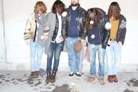 Bild: Artlu Bubble & The Dead Animal Gang (CH) - Indiefolk, Indierock