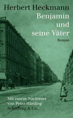 Bild: Frankfurt liest ein Buch – Herbert Heckmann: Benjamin und seine Väter -