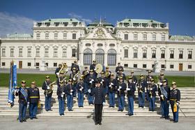 Bild: Frühlingskonzert mit dem Wiener Regimentsorchester