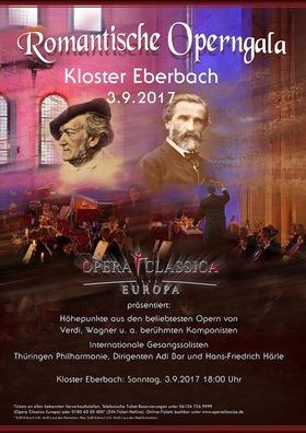 Romantische Operngala - Höhepunkte aus beliebten Opern von Verdi, Wagner u. a. berühmten Komponisten