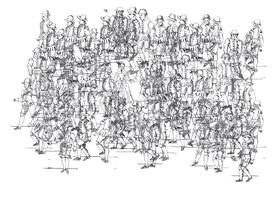 Bild: Unlikely Creatures (2) we dance for you
