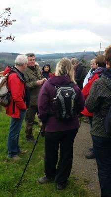 Geführte Wanderung auf dem Sauerland Höhenflug - mit Ranger Christoph Nolte