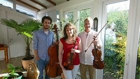 Bild: Le Trio Soleil - Weltmusik