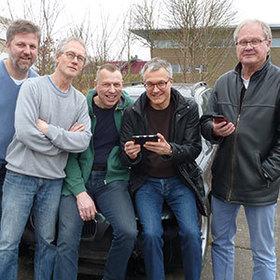 Bild: The Organizers - Das Hammond B3 Quintett aus Kassel