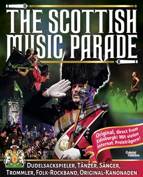 Bild: THE SCOTTISH MUSIC PARADE - Schottische Musikparade