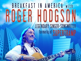 Bild: Roger Hodgson - formerly of Supertramp
