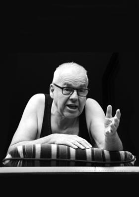Bild: Einhart Klucke: Abschied vom Lästern – ein Kabarettist fordert sich heraus