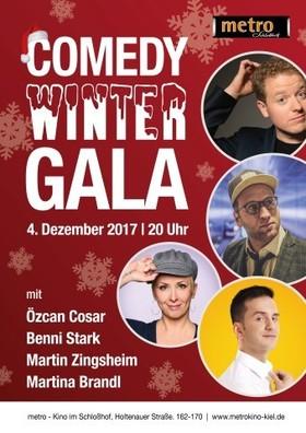 Bild: COMEDY WINTER GALA - Zingsheim, Olivier, Cosar, Lobrecht
