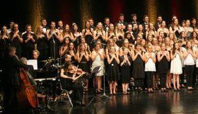 Bild: MONTANARA - Die Gala zum Hessentag - Eine Produktion von KANTvokal