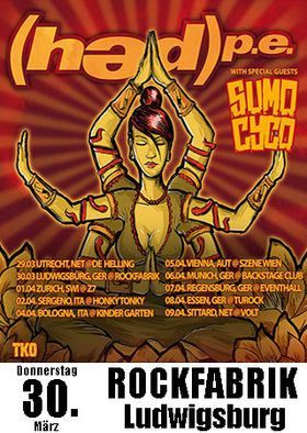 Bild: Hed Pe & Special Guest