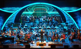 Bild: Konzert - Deutsches Filmorchester Babelsberg - James Bond -Gala