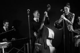 Sommerkonzert mit dem Jazz-Quartett 4tothebar - Sommerkonzert mit dem Jazz-Quartett 4tothebar