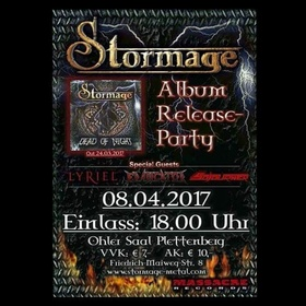 STORMAGE - Album Release Party