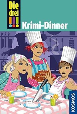 Bild: Die drei !!! - Krimi-Dinner - Nur für Kinder ab 7 Jahren